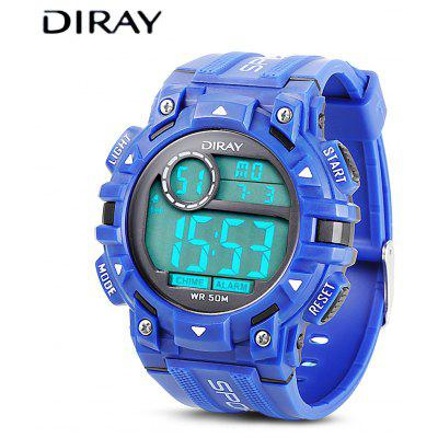 Watch Digital Digital DIRAY 318G
