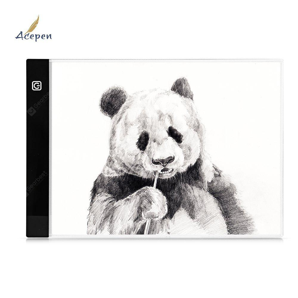Acepen A4 - F - T LED Tracing Light Box Adjustable Brightness
