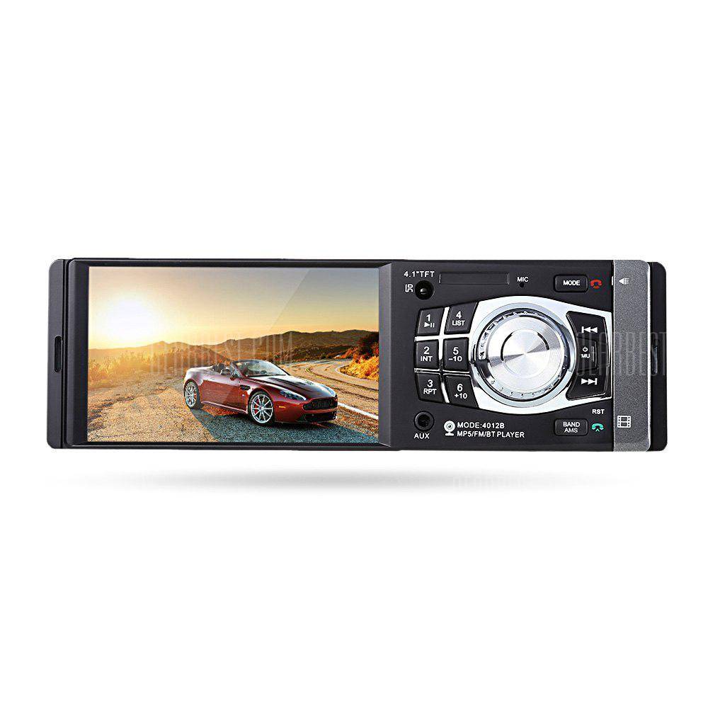 Image result for 4012B 4.1 inch Vehicle-mounted MP5 Audio Video Player
