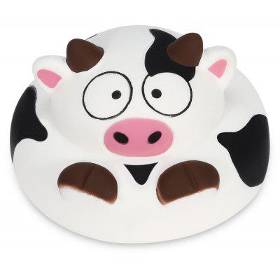 Squishy PU Slow Rising Simulate Cow Cake Toy Decoration