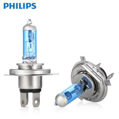 Philips Pair of 12V 55W H4 CV Car Halogen Headlight