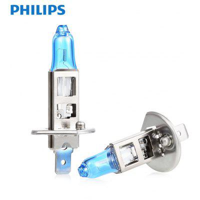 Philips Pair of 12V 55W H1 CV Car Halogen Lamp Headlight