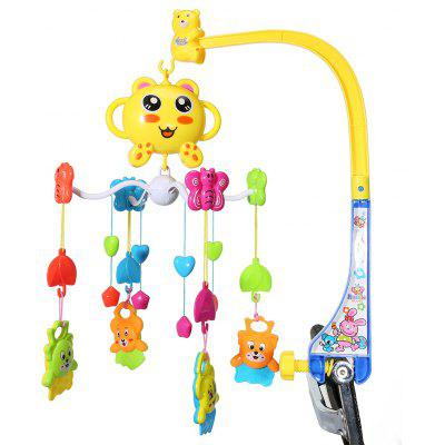 Bebê Early Educational Plastic Bed Bell Toy