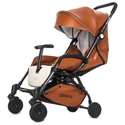 Foldable Pram Four-wheel Baby Stroller