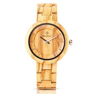 REDEAR SJ1628 Unisex Quartz Wooden WatchUnisex Watches<br>REDEAR SJ1628 Unisex Quartz Wooden Watch<br><br>Band Length: 6.89 inch<br>Band Material Type: Wooden<br>Band Width: 20mm<br>Case material: Wooden<br>Case Shape: Round<br>Case Thickness: 0.39 inch<br>Clasp type: Folding Clasp<br>Dial Diameter: 1.65 inch<br>Dial Display: Analog<br>Gender: Men,Women<br>Movement: Quartz<br>Package Contents: 1 x Watch, 1 x Box<br>Package Size(L x W x H): 15.50 x 6.10 x 3.20 cm / 6.1 x 2.4 x 1.26 inches<br>Package weight: 0.1360 kg<br>Product Size(L x W x H): 22.00 x 4.50 x 1.00 cm / 8.66 x 1.77 x 0.39 inches<br>Product weight: 0.0400 kg<br>Style: Simple