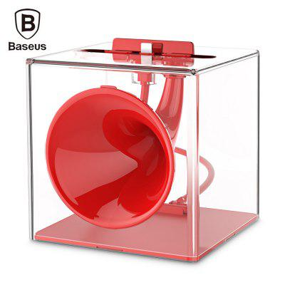 Baseus Amplify Sound Charging Dock Station Phone Holder Stand Loud Speaker for iPhone 7 Plus / 7 / 6s Plus / 6 Plus