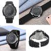 EX18 Bluetooth 4.0 Smart Watch - BLACK