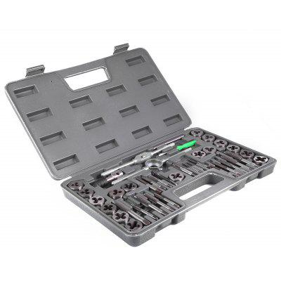 Adjustable Metric Tap Die Set