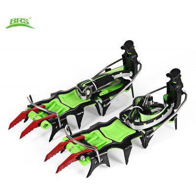 BRS - S5 Paired Ultra-light Fourteen Teeth Bundled Crampon