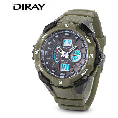 DIRAY 337AD Children Dual Movt Watch