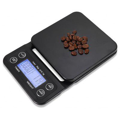 digital kitchen food coffee weighing scale timer 23 59 free