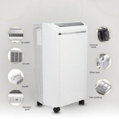 16L / Day Household Dehumidifier