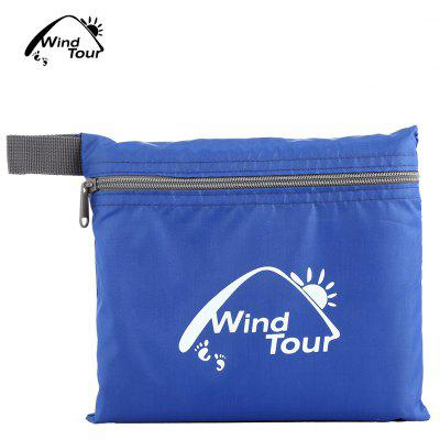 WIND TOUR Waterproof Oxford Camping Beach Mat for 3 - 4 Persons Use