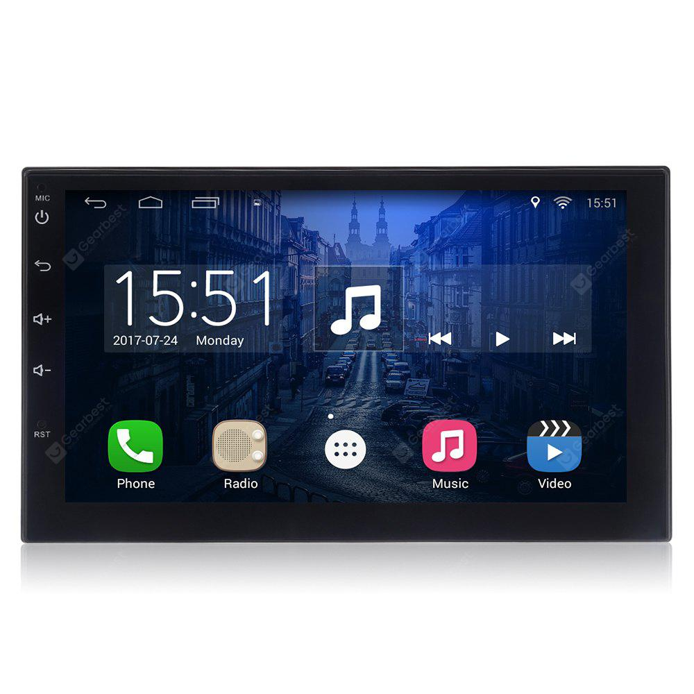 7002 Android 6.0 Car Multimedia Player