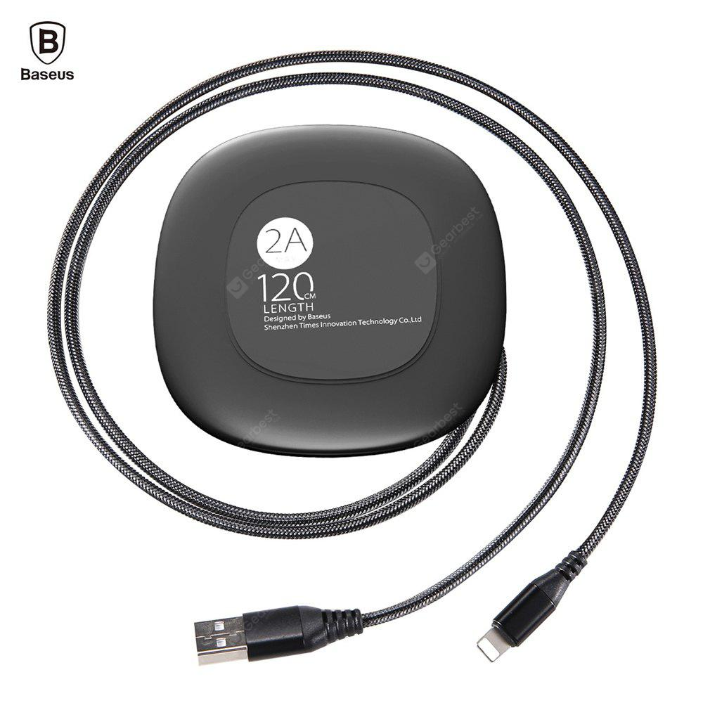 Baseus Winder 8 Pin Storage 2A Fast Charging Data Cable 1.2M