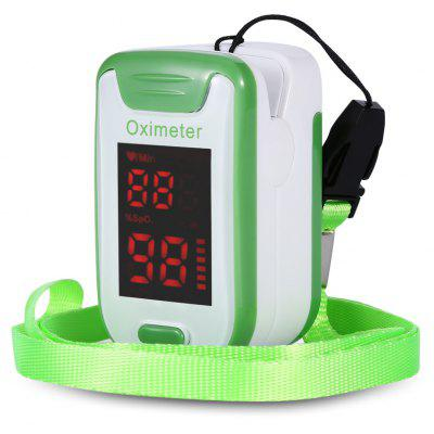 Finger LED Pulse Oximeter SPO2 PR Saturation Fingertip Meter