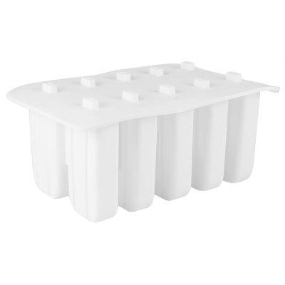 Silicone Ice Cream Cube Mould with 10 Case