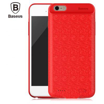Baseus Plaid 7300mAh Funda de batería para el iPhone 6 Plus / 6s Plus