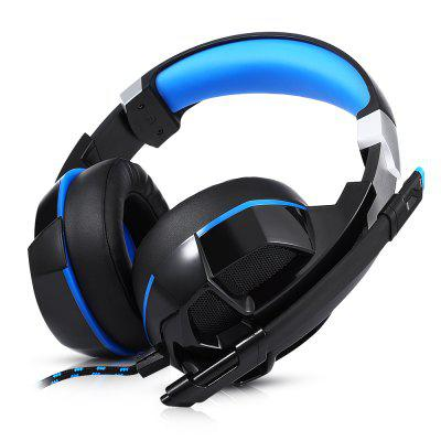 M05 Stereo LED Light Gaming Headset with MicrophoneEarbud Headphones<br>M05 Stereo LED Light Gaming Headset with Microphone<br><br>Package Contents: 1 x Gaming Headset<br>Package Size(L x W x H): 20.50 x 11.50 x 24.00 cm / 8.07 x 4.53 x 9.45 inches<br>Package weight: 0.5730 kg<br>Product weight: 0.4260 kg