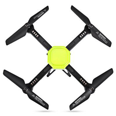 L6059W Foldable RC Quadcopter WiFi FPV Camera 2.4G 4CHRC Quadcopters<br>L6059W Foldable RC Quadcopter WiFi FPV Camera 2.4G 4CH<br><br>Age Range: &gt; 14 Years old<br>Control Channels: 4 Channels<br>Controller Mode: MODE2<br>Material: ABS, Electronic Components<br>Package Contents: 1 x Quadcopter, 1 x Transmitter, 1 x USB Cable, 4 x Spare Propeller, 1 x Mobile Phone Holder, 1 x Mobile Phone Clip, 1 x Cross Screwdriver, 1 x Screw, 1 x English User Manual<br>Package Size(L x W x H): 27.00 x 23.00 x 9.50 cm / 10.63 x 9.06 x 3.74 inches<br>Package weight: 1.0340 kg<br>Product weight: 0.1610 kg