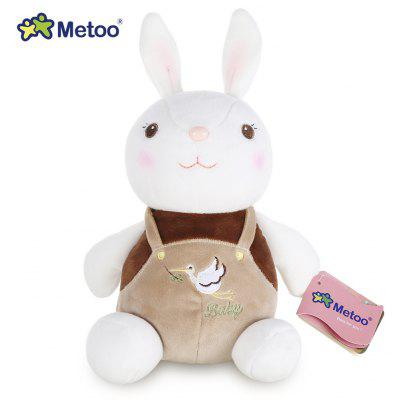 Metoo Tiramitu Rabbit Simplified European Style Stuffed Plush Doll Comforter Toy Birthday Christmas Gift