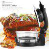 Haier Air Fryer Grill Oven - BLACK