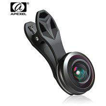 APEXEL APL - 238F 238 Degree Fisheye Lens with Universal Clip