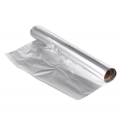 5m x 30cm Barbecue Aluminum Foil Thickened Wrapper Backing Paper