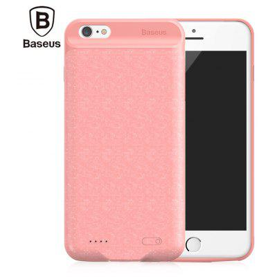 Baseus Plaid 5000mAh Energie Bank Fall für iPhone 6 / 6s