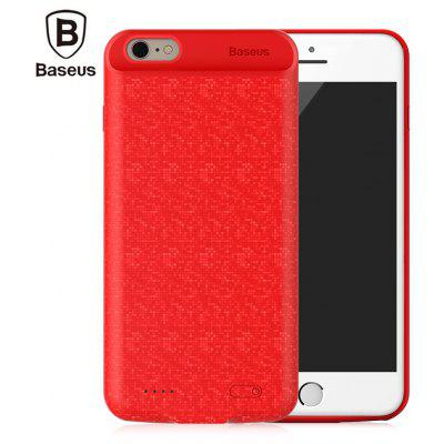 Capa Banco Bancus Baseus Plaid 5000mAh para iPhone 6 / 6s