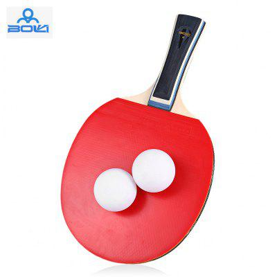 BOLI One Star Table Tennis Ping Pong Racket Paddle