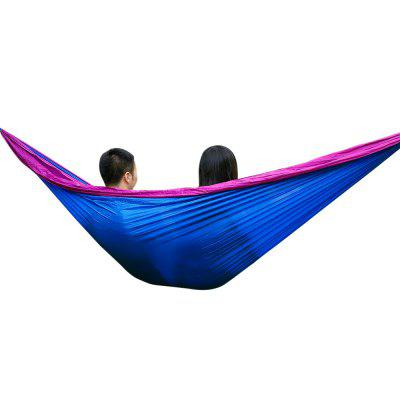 3 x 2M 2 Person Parachute Nylon Fabric Hammock