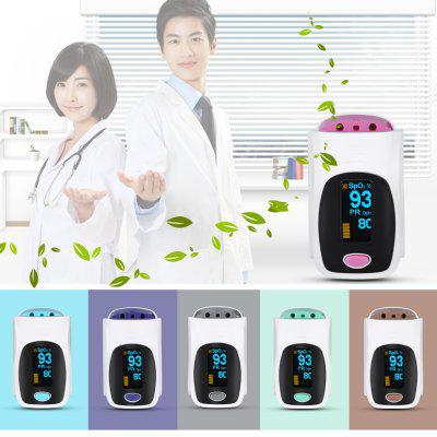 Finger OLED Pulse Oximeter SPO2 PR Portable Blood OxygenMonitoring &amp; Testing<br>Finger OLED Pulse Oximeter SPO2 PR Portable Blood Oxygen<br><br>Current: Less than 30mA<br>Display Screen: OLED<br>For (Blood pressure): Finger<br>Item Type: Blood Pressure<br>Operate Atmosphere Pressure: 70 - 106kPa<br>Operate Humidity: 15 - 80 percent, non-condensing<br>Operate Temperature: 5 - 40 Deg.C / 41 - 104 Deg.F<br>Package Content: 1 x Fingertip Pulse Oximeter, 1 x Lanyard, 1 x English Manual<br>Package Size ( L x W x H ): 8.80 x 6.20 x 3.60 cm / 3.46 x 2.44 x 1.42 inches<br>Package weight: 0.0750 kg<br>PR Accuracy: + / -1BPM or + / -1 percent<br>PR Measurement Range: 30 - 240BPM<br>PR Resolution: 1BPM<br>Product Size  ( L x W x H ): 3.60 x 5.80 x 3.20 cm / 1.42 x 2.28 x 1.26 inches<br>Product weight: 0.0320 kg<br>SpO2 Accuracy: + / -2 digits<br>SpO2 Measurement Range: 70 - 99 percent<br>SpO2 Resolution: + / -1 percent<br>Storage / Transportation Humidity: 10 - 80 percent, non-condensing<br>Storage / Transportation Temperature: -10 - 40 Deg.C / 14 - 104 Deg.F<br>Voltage (V): 3<br>Wristband Range: 38cm