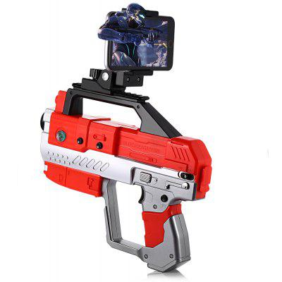 Homkey AR - 82 Bluetooth 4.2 Game Gun Pistol with Cell Phone Stand