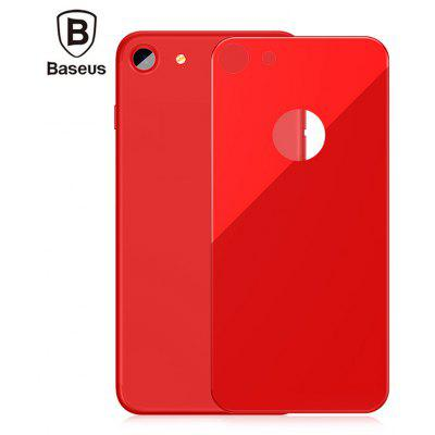 Baseus 3D Tempered Glass Back Film para iPhone 7 0.3mm