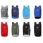 SOLDIER BLADE Outdoor Water Resistant Light Weight Backpack - ROYAL