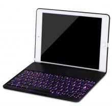 Bluetooth 3.0 Keyboard Case Backlit for iPad Pro 10.5 inch 2017