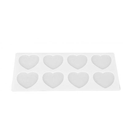 Heart-shapedSilicone Cake Mold Baking Tools