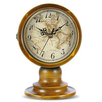 Double Sided European Retro Style Decorative Table ClockClocks<br>Double Sided European Retro Style Decorative Table Clock<br><br>Display type: Needle<br>Feature: Antique Style<br>Material: Metal, PVC<br>Motivity Type: Quartz<br>Package Contents: 1 x Desk Clock<br>Package Size(L x W x H): 22.00 x 16.50 x 28.50 cm / 8.66 x 6.5 x 11.22 inches<br>Package weight: 1.0000 kg<br>Product Size(L x W x H): 13.50 x 13.50 x 23.00 cm / 5.31 x 5.31 x 9.06 inches<br>Product weight: 0.7110 kg<br>Style: Europe