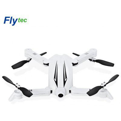 Flytec T13 3D Foldable RC Quadcopter WiFi FPV 720P Camera 2.4G 4CH 6-axis Gyro Altitude Hold Headless Mode 360 Unlimited