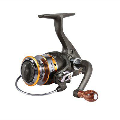 LIE YU WANG BM150 Fishing ReelFishing Reels and Rods<br>LIE YU WANG BM150 Fishing Reel<br><br>Bearing Quantity: 10<br>Package Contents: 1 x Fishing Reel<br>Package Size(L x W x H): 10.50 x 10.50 x 6.50 cm / 4.13 x 4.13 x 2.56 inches<br>Package weight: 0.2050 kg<br>Product weight: 0.1500 kg