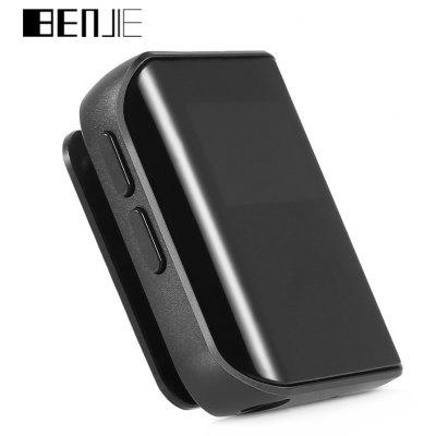 BENJIE K10 8GB 0.96 inch OLED Screen Mini Digital MP3