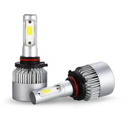 S2 9006 Pair of Car LED Headlight
