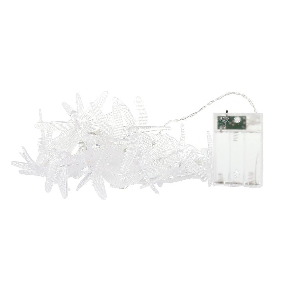 3M 20 LEDs Dragonfly String Light
