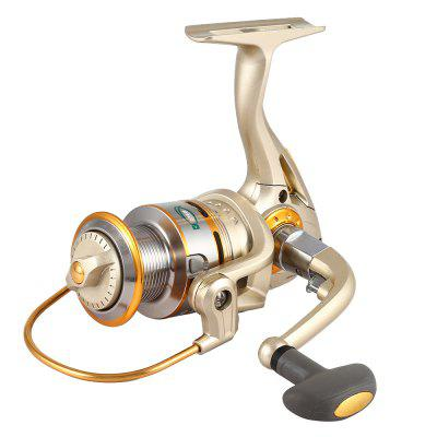 Fishing Reel Spinning WheelFishing Reels and Rods<br>Fishing Reel Spinning Wheel<br><br>Package Contents: 1 x Fishing Reel<br>Package Size(L x W x H): 13.50 x 12.50 x 7.50 cm / 5.31 x 4.92 x 2.95 inches<br>Package weight: 0.3330 kg<br>Product weight: 0.2650 kg