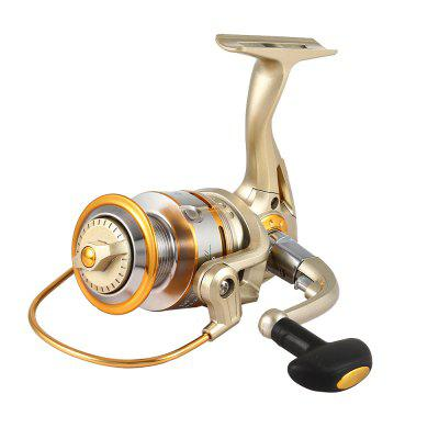 Fishing Reel Spinning WheelFishing Reels and Rods<br>Fishing Reel Spinning Wheel<br><br>Package Contents: 1 x Fishing Reel<br>Package Size(L x W x H): 13.50 x 12.50 x 7.50 cm / 5.31 x 4.92 x 2.95 inches<br>Package weight: 0.3420 kg<br>Product weight: 0.2730 kg