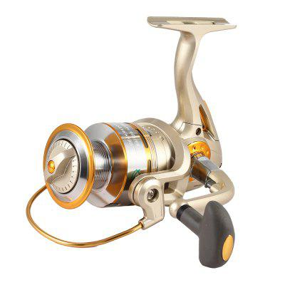 Fishing Reel Spinning WheelFishing Reels and Rods<br>Fishing Reel Spinning Wheel<br><br>Package Contents: 1 x Fishing Reel<br>Package Size(L x W x H): 15.00 x 14.50 x 9.00 cm / 5.91 x 5.71 x 3.54 inches<br>Package weight: 0.4760 kg<br>Product weight: 0.3950 kg