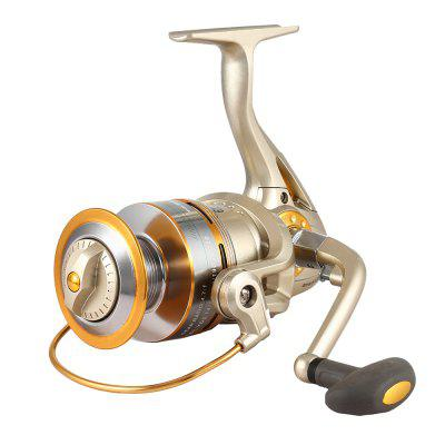 Fishing Reel Spinning WheelFishing Reels and Rods<br>Fishing Reel Spinning Wheel<br><br>Package Contents: 1 x Fishing Reel<br>Package Size(L x W x H): 15.00 x 14.50 x 9.00 cm / 5.91 x 5.71 x 3.54 inches<br>Package weight: 0.4880 kg<br>Product weight: 0.4050 kg