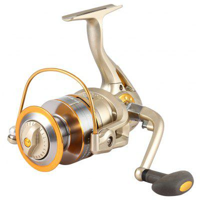 High Speed G-ratio 5.1 : 1 Fishing Reel Metal Spool 11 + 1 Ball Bearings Spinning Wheel