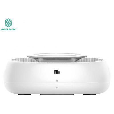 Buy WHITE NILLKIN MC2 Bluetooth Speaker for $74.09 in GearBest store